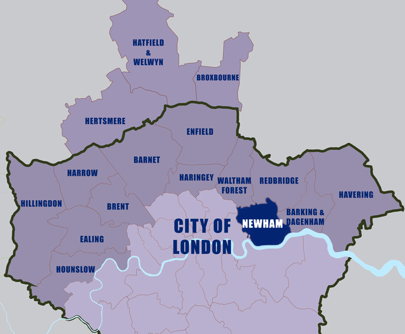Newham-area-map-Let-to-Newham-Council
