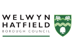 Welwn Hatfield Council logo for Central Housing Group