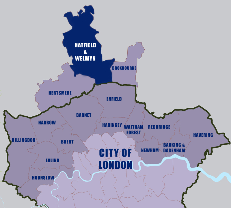 Let-to-Welwyn-and-Hatfield-Council-area-map
