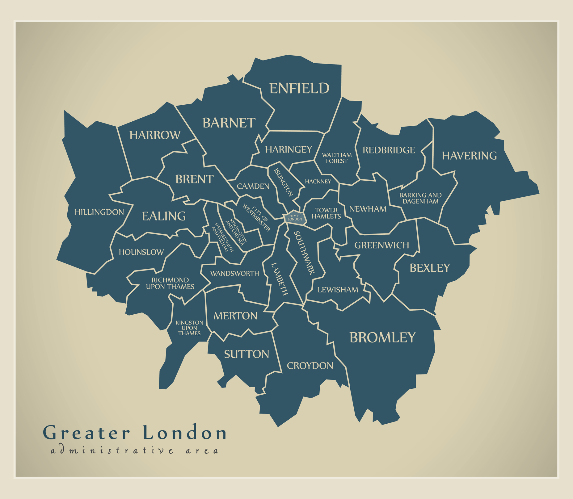 Londons future growth map