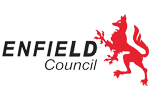 Enfield Council logo for Central Housing Group