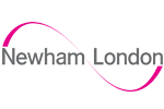 Newham Council logos for Central Housing Group