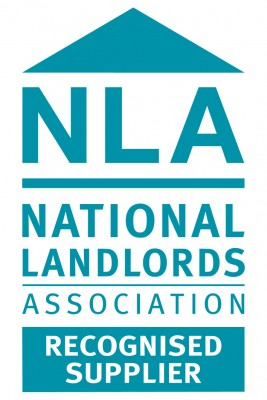 NLA logo for tenants with pets