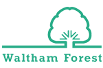 Waltham Forest Council logo for Central Housing Group