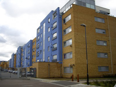 Alternative housing for Central Housing Group