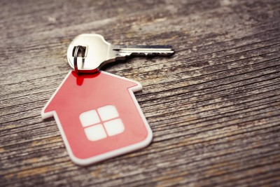 Buy to let mortgages Key with keyring