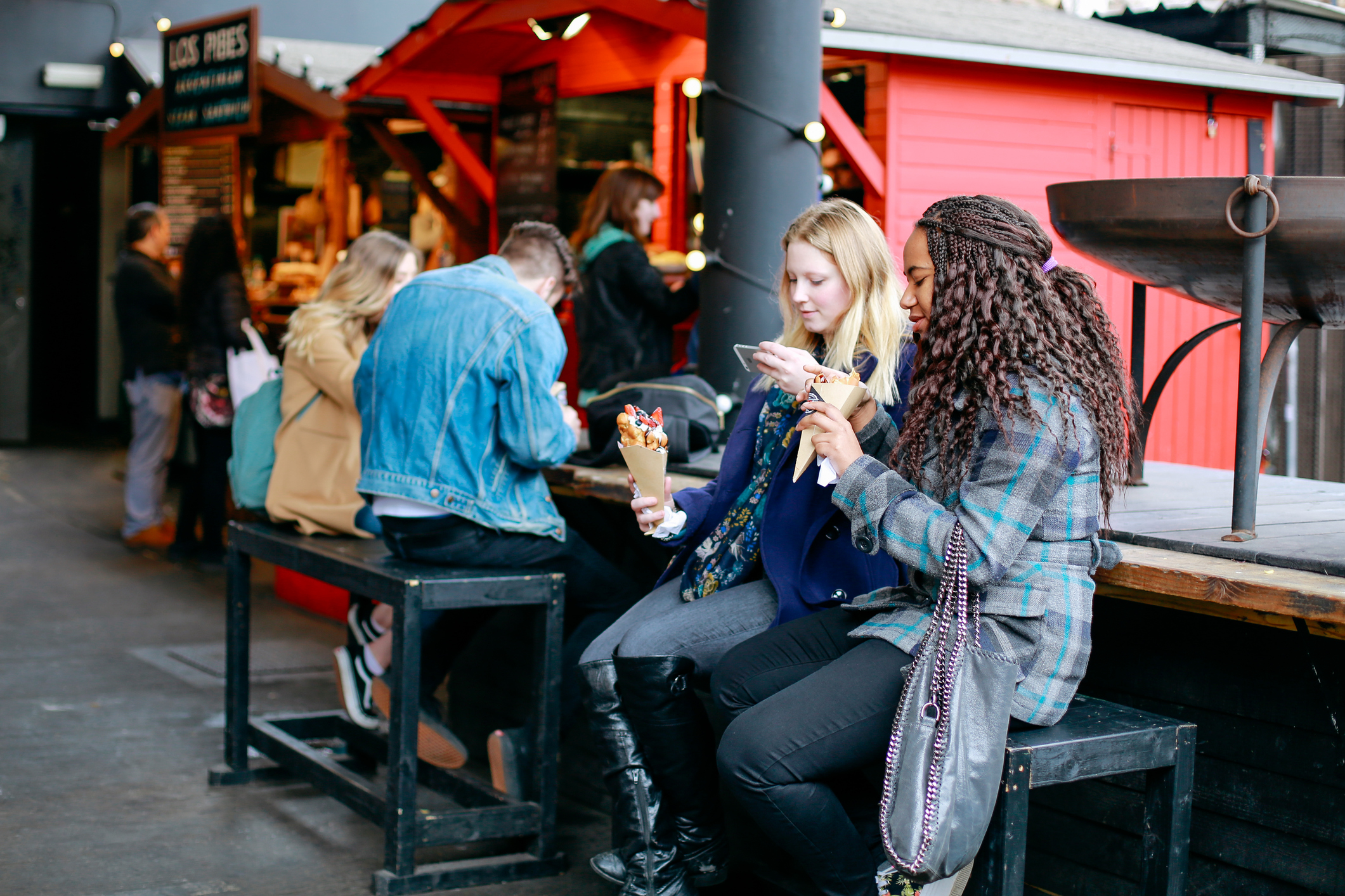 London to get 19 new street food courts