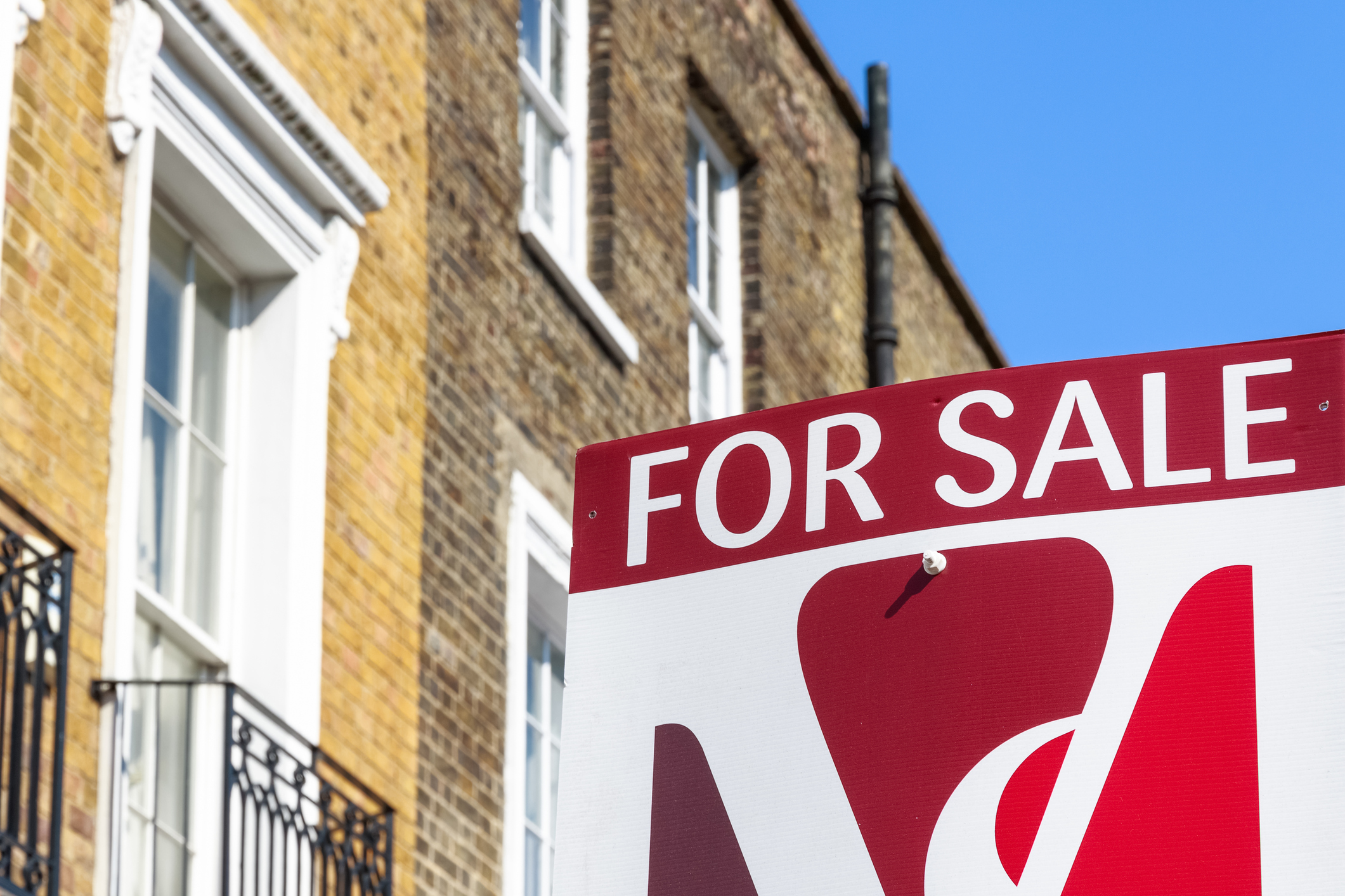 Falling London house prices Central Housing Group