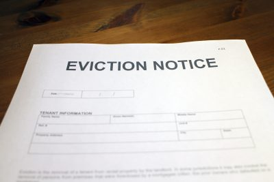 Universal Credit Evictions Central Housing Group