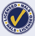 NALS Licensed logo