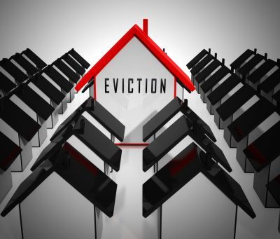 Bailiff Enforced Eviction Ban Central Housing Group